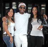 August 02, 2012 K.Michelle, Steve J. and Joseline Hernandez  at Good Day NY to discuss their VH-1reality show Love & Hip Hop Atlanta in New York City. © RW/MediaPunch Inc. /NortePhoto.com<br /> <br /> **SOLO*VENTA*EN*MEXICO**<br /> **CREDITO*OBLIGATORIO** <br /> *No*Venta*A*Terceros*<br /> *No*Sale*So*third*<br /> *** No Se Permite Hacer Archivo**<br /> *No*Sale*So*third*