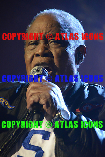Sam Moore<br /> Photo Credit: Ron Akiyama\AtlasIcons.com