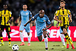 Manchester City midfielder Fabian Delph (c) during the match against Borussia Dortmund at the 2016 International Champions Cup China match at the Shenzhen Stadium on 28 July 2016 in Shenzhen, China. Photo by Victor Fraile / Power Sport Images