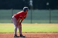 Baseball - MLB European Academy - Tirrenia (Italy) - 22/08/2009 - Mirko Caradonna (Italy)