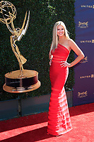 PASADENA - APR 30: Nancy O'Dell at the 44th Daytime Emmy Awards at the Pasadena Civic Center on April 30, 2017 in Pasadena, California
