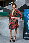 Macarena Gomez attends to 'En Las Estrellas' photocall at Plaza de los Cubos in Madrid, Spain. August 30, 2018. (ALTERPHOTOS/A. Perez Meca)