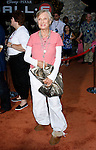 Actress Cloris Leachman arrives at the Disney-Pixar's WALL-E Premiere on June 21, 2008 at Greek Theatre in Los Angeles, California.