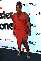 www.acepixs.com<br /> <br /> May 11 2017, New York City<br /> <br /> Danielle Brooks arriving at the premiere of  'Master Of None' Season 2 premiere at SVA Theatre on May 11, 2017 in New York City.<br /> <br /> By Line: Nancy Rivera/ACE Pictures<br /> <br /> <br /> ACE Pictures Inc<br /> Tel: 6467670430<br /> Email: info@acepixs.com<br /> www.acepixs.com