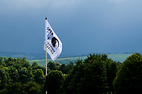 Stormy skies heading towards the course during previews ahead of the Hauts de France-Pas de Calais Golf Open, Aa Saint-Omer GC, Saint- Omer, France. 12/06/2019<br /> Picture: Golffile | Phil Inglis<br /> <br /> <br /> All photo usage must carry mandatory copyright credit (© Golffile | Phil Inglis)