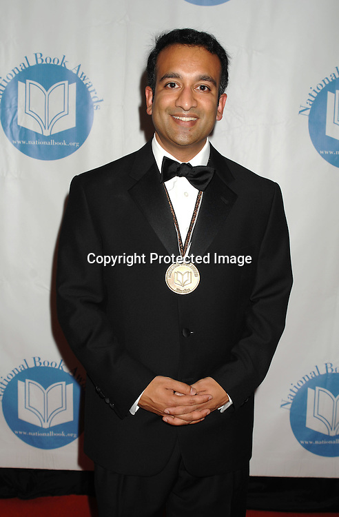 Rajiv Chandrasekaran..at The National Book Awards Gala on November 15, 2006 ..at The Marriott Marquis Hotel in New York City...Photo by Robin Platzer, Twin Images