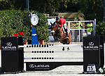 Jumping Nations Cup Barcelona 2018, CSIO Barcelona at Real Club Polo de Barcelona 7 October 2018, Barcelona. Spain