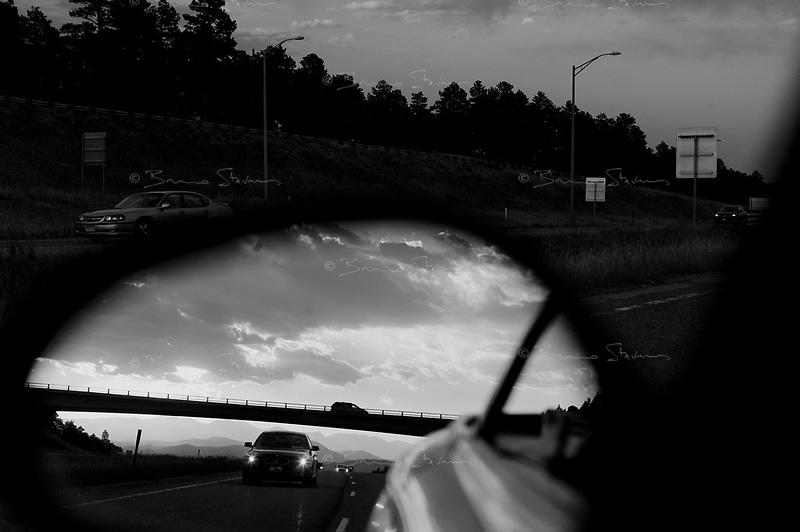 near Denver, Colorado, June 19, 2012.near the Continental Divide
