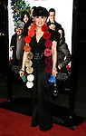 """HOLLYWOOD, CA. - December 03: Kat Kramer arrives at the Los Angeles premiere of """"Nothing Like The Holidays"""" at Grauman's Chinese Theater on December 3, 2008 in Hollywood, California."""