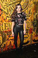 FORT LAUDERDALE FL - SEPTEMBER 15: Hailee Steinfeld poses during 97.3 Hits Sessions at Revolution on September 15, 2016 in Fort Lauderdale, Florida. Credit: mpi04/MediaPunch