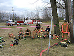 Training Fire N. Hamilton 03/05