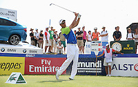 Jaco Van Zyl (RSA) plays to the 16th during Round Three of the 2015 Alstom Open de France, played at Le Golf National, Saint-Quentin-En-Yvelines, Paris, France. /04/07/2015/. Picture: Golffile | David Lloyd<br /> <br /> All photos usage must carry mandatory copyright credit (© Golffile | David Lloyd)