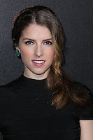 HOLLYWOOD, LOS ANGELES, CA, USA - MARCH 20: Anna Kendrick at the 2nd Annual Rebels With A Cause Gala Honoring Larry Ellison held at Paramount Studios on March 20, 2014 in Hollywood, Los Angeles, California, United States. (Photo by Xavier Collin/Celebrity Monitor)