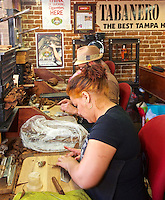 EUS- Cigar Shops and Cigar Rollers, Ybor City FL 10 16