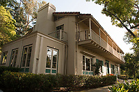 Occidental College's Urban and Environmental Policy Institute, 2009.  (Photo by Marc Campos, Occidental College Photographer)