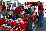 16 July 2007:  Technical Inspection for the 2007 Pikes Peak International Hill Climb.  Race Day is Saturday, July 21, 2007, Colorado Springs, Colorado.