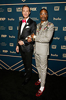 Beverly Hills, CA - JAN 06:  Adam Smith and Billy Porter attend the FOX, FX, and Hulu 2019 Golden Globe Awards After Party at The Beverly Hilton on January 6 2019 in Beverly Hills CA. <br /> CAP/MPI/IS/CSH<br /> ©CSHIS/MPI/Capital Pictures