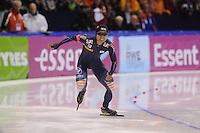 SCHAATSEN: HEERENVEEN: IJsstadion Thialf, 17-11-2012, Essent ISU World Cup, Season 2012-2013, Men 1st 500 meter Division A, Kyou-Hyuk Lee (KOR), ©foto Martin de Jong