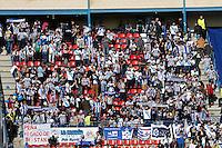 9 Mario Mandzukic Forward of Atletico de Madrid . 2014 November 30 Madrid Spain. BBVA 14/15, 13º Match, match played between Atletico de Madrid vs Deportivo de la CoruĐa at Vicente Calderon stadium.