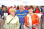 Ann Fealy (Dunmanway) Jim Fealy (Dunmanway) and Hannah Murphy (Caragh Lake) pictured at Glenbeigh races on Sunday last.
