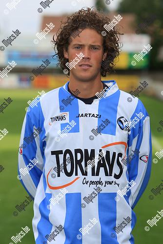 2010-06-22 / Voetbal / seizoen 2010-2011 / Verbroedering Geel-Meerhout / Plessers Martijn..Foto: mpics