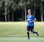 Tom Walsh getting fit again