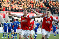 Rotherham United v Chesterfield 16.2.13