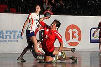 Balonmano 2014 Usach vs Chile