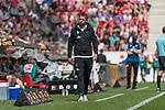 12.05.2018, OPEL Arena, Mainz, GER, 1.FBL, 1. FSV Mainz 05 vs SV Werder Bremen<br /> <br /> im Bild<br /> Florian Kohfeldt (Trainer SV Werder Bremen) in Coachingzone / an Seitenlinie, <br /> <br /> Foto &copy; nordphoto / Ewert