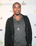 NFL Player Darren Sharper Attends Greenhouse Presents The 1st Annual Welcome To The League Party During NFL Draft Week hosted by Pro-bowler Jason Babin and 2 Time Superbowl Champ Jarvis Green  at Greenhouse, NY 4/28/11