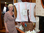 Orla O'Connor with her Cupcake Viking Boat at The Taste of Togher festival held in the Linn Duachaill Restaurant at the Glyde Inn Annagassan. Photo:Colin Bell/pressphotos.ie