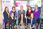 C.A.V.A.: Member's of Chartered Accountant Voluntary Advise service who are part of the free business advisory service which is know in Kerry at the Citizen information service, Tralee on Thursday seated l-r: Edith Dennehy (CAVA), Rachael Pinckheard (CAVA) and Ciara Looney (CAVA). Back l-r: Mary Carey (MABS), Una Sheehy (MABS), Jerry Doyle (MABS), Cathy McDermott (CAVA) and Frances Clifford (Citizen information service).