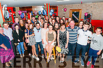 21st Birthday : Katie Guiney, Listowel celebrating her 21st with family & friends at Christy's Bar, Listowel on Saturday night last.