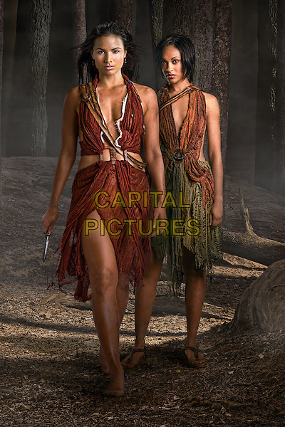 KATRINA LAW, CYNTHIA-ADDAI ROBINSON.in Spartacus: Vengeance (Spartacus: Blood and Sand).*Filmstill - Editorial Use Only*.CAP/FB.Supplied by Capital Pictures.