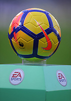 The Official Premier League match day football<br /> <br /> Photographer Ashley Crowden/CameraSport<br /> <br /> The Premier League - Crystal Palace v Burnley - Saturday 13th January 2018 - Selhurst Park - London<br /> <br /> World Copyright &copy; 2018 CameraSport. All rights reserved. 43 Linden Ave. Countesthorpe. Leicester. England. LE8 5PG - Tel: +44 (0) 116 277 4147 - admin@camerasport.com - www.camerasport.com