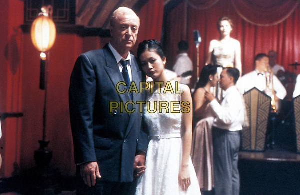 MICHAEL CAINE & DO HAI YEN.in The Quiet American.Filmstill - Editorial Use Only.www.capitalpictures.com.sales@capitalpictures.com.Supplied By Capital Pictures