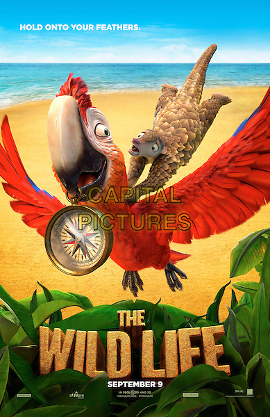The Wild Life (2016)<br /> (Robinson Crusoe)<br /> Tuesday - Character Poster<br /> *Filmstill - Editorial Use Only*<br /> CAP/KFS<br /> Image supplied by Capital Pictures