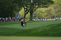 Danny Willett (ENG) on the 13th fairway tee during the final round at the PGA Championship 2019, Beth Page Black, New York, USA. 20/05/2019.<br /> Picture Fran Caffrey / Golffile.ie<br /> <br /> All photo usage must carry mandatory copyright credit (© Golffile | Fran Caffrey)