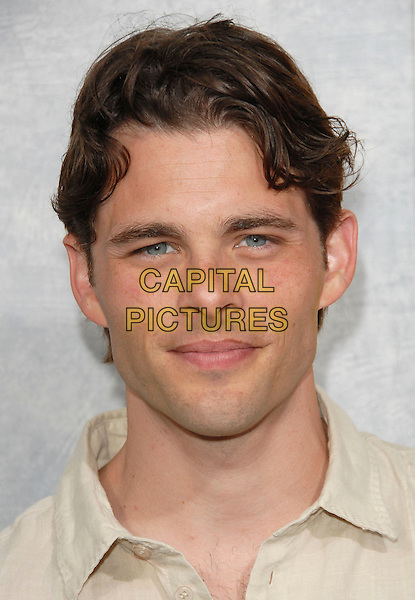 "JAMES MARSDEN.World Premiere of ""Step Up"" held at The Arclight Cinemas in Hollywood, California, USA..August 7th, 2006.Ref: DVS.headshot portrait .www.capitalpictures.com.sales@capitalpictures.com.©Debbie VanStory/Capital Pictures"