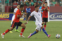 Selección 2014 Amistoso México vs Chile