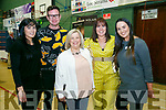At the Tralee Enterprise Town,Community, Sport and Business Expo at Tralee Sports Complex on Friday were Breda Mcmahon, Donal Flaherty, Cathriona Rohan, Caroline McEnery, Niamh McCarthy