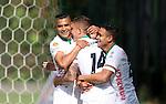 Fortaleza venció 3-2 a Patriotas en Bogotá. Fecha 17 Liga Águila I-2016