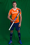 ARNHEM - SANDER DE WIJN , lid trainingsgroep Nederlands hockeyteam heren. COPYRIGHT KOEN SUYK