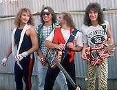 Aug 18, 1984: VAN HALEN - Monsters of Rock Castle Donington UK