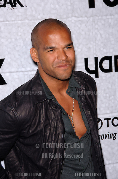 Actor AMAURY NOLASCO at the end of season party for the TV series Prison Break..April 27, 2006  Los Angeles, CA.© 2006 Paul Smith / Featureflash