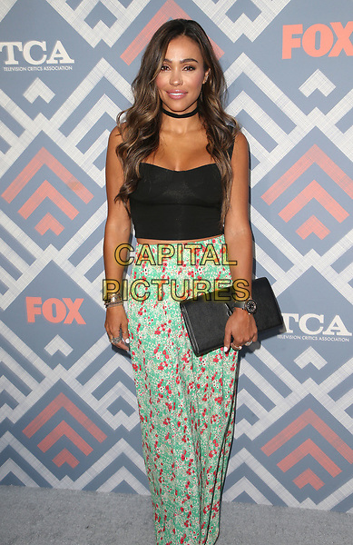 08 August 2017 - West Hollywood, California - October Gonzalez. 2017 FOX Summer TCA Party held at SoHo House. <br /> CAP/ADM/FS<br /> &copy;FS/ADM/Capital Pictures