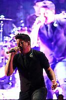 Yahir en concierto Exa 2013
