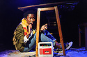 "Edinburgh, UK. 05.08.2016. Clean Break theatre company presents ""House"", by Somalia Seaton, directed by Roisin McBrinn, at Assembly Box, as part of the Edinburgh Festival Fringe. Picture shows: Shvorne Marks. Photograph © Jane Hobson."