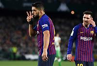 2019.03.17 La Liga Real Betis VS FC Barcelona