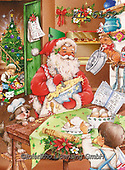 Interlitho-Alfredo, CHRISTMAS SANTA, SNOWMAN, WEIHNACHTSMÄNNER, SCHNEEMÄNNER, PAPÁ NOEL, MUÑECOS DE NIEVE, paintings+++++,santa, kids, toys,KL6162,#x#